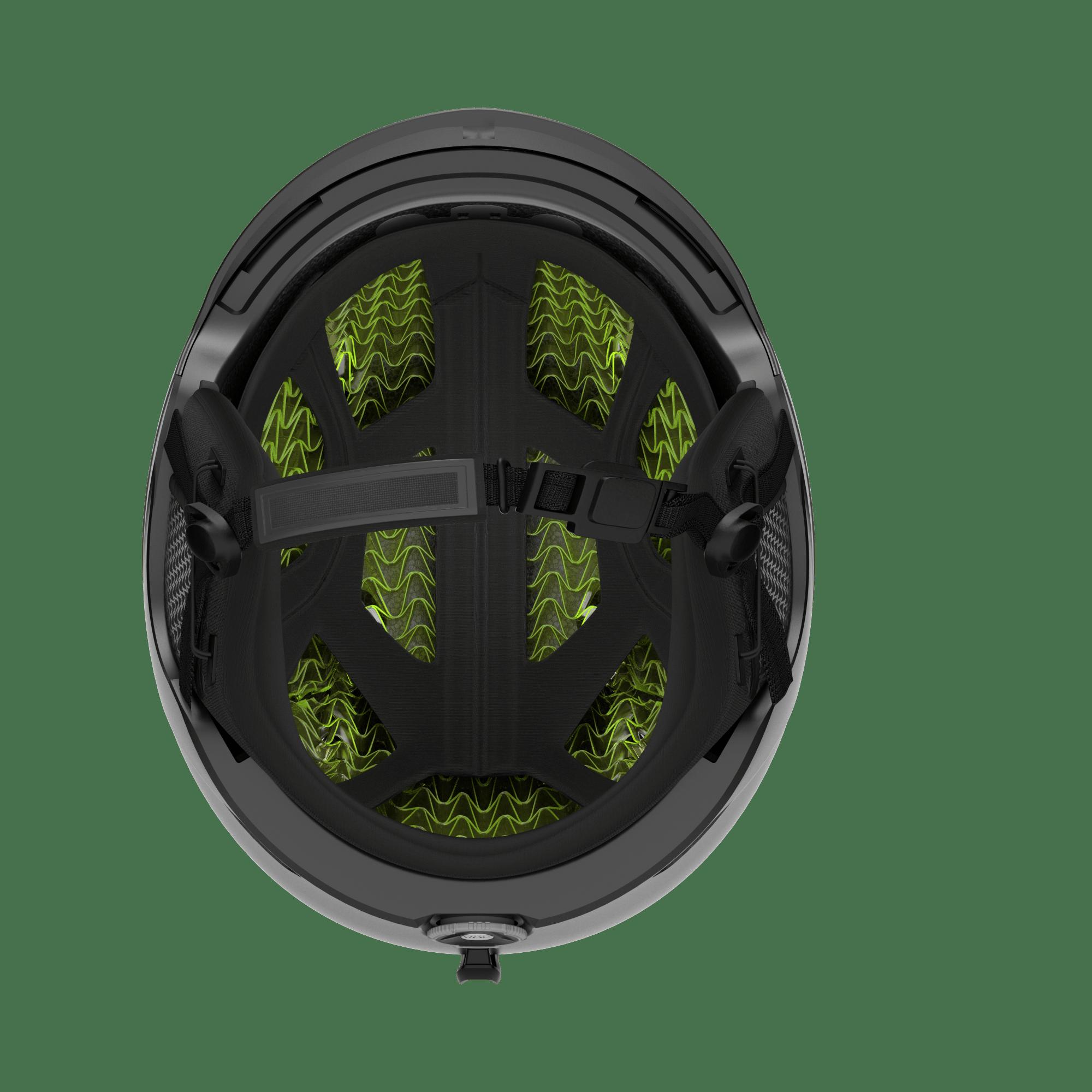 Merak helmet bottom