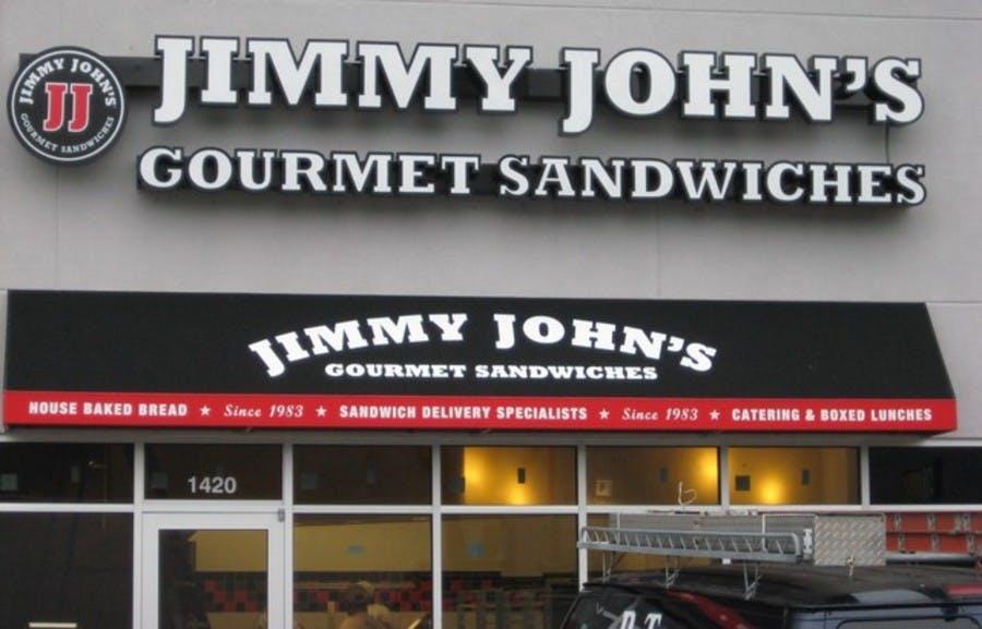 Jimmy Johns Exterior