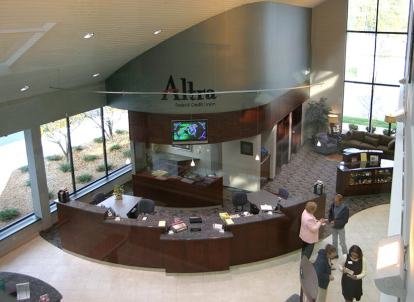 Altra Federal Credit Union Front Desk