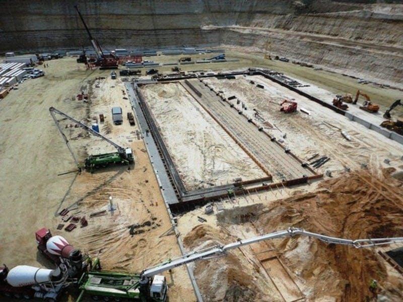 Unimin Corporation Frac Sand Mine