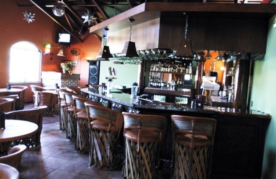 Mannys Mexican Cocina Restaurant - Bar