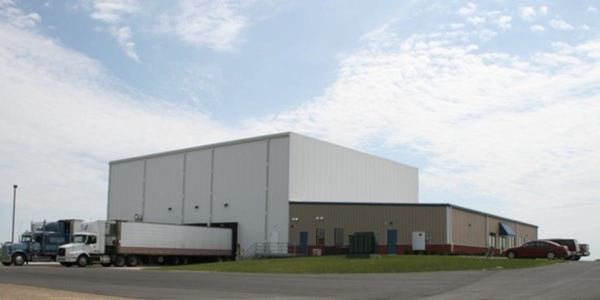 Westby Creamery Distribution Center