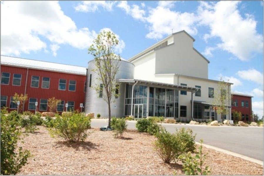 Organic Valley Cashton Office Building