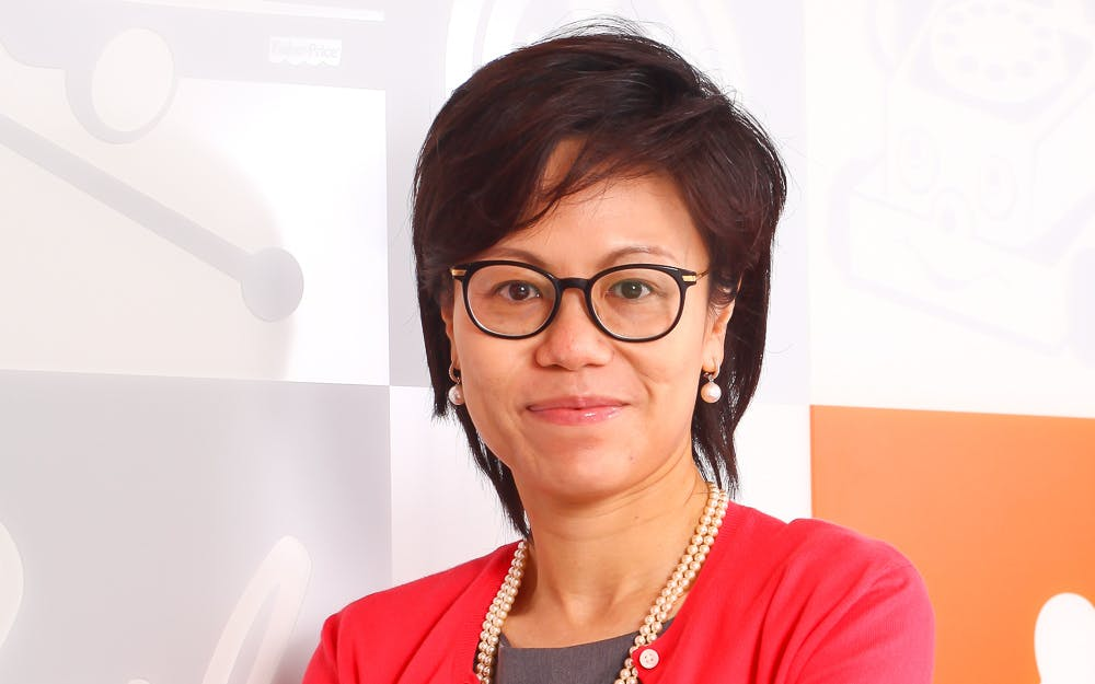 Edena Low - Chair of the Governing Board