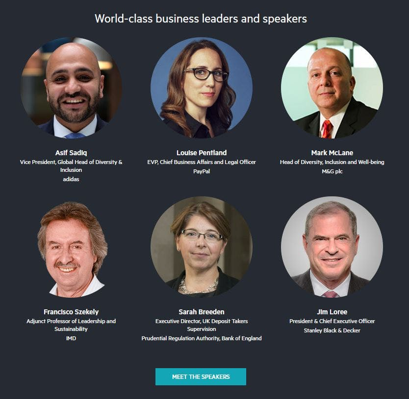 IETP x Financial Times Live: Moral Money Summit 2021 Meet the speakers