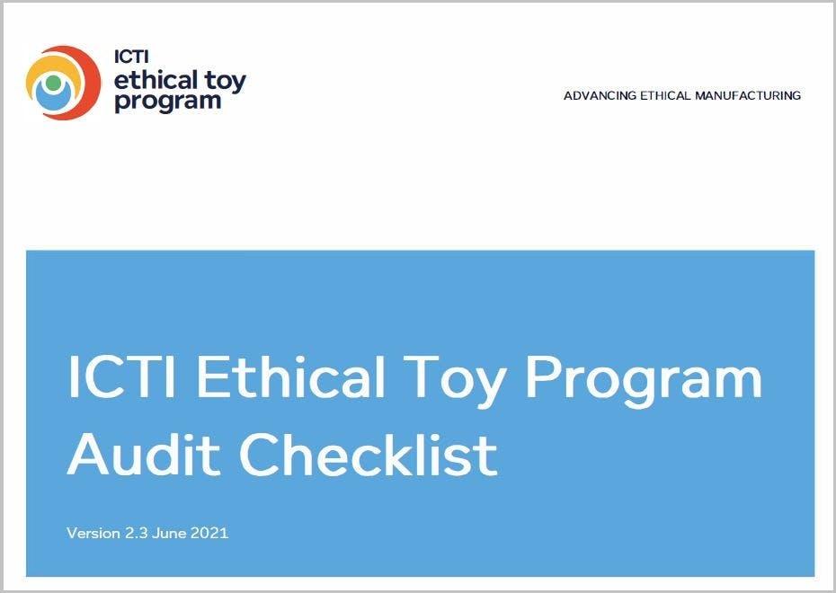 IETP checklist version 2.3