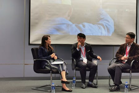 China Toy Expo - panel discussion with Sarah Ng