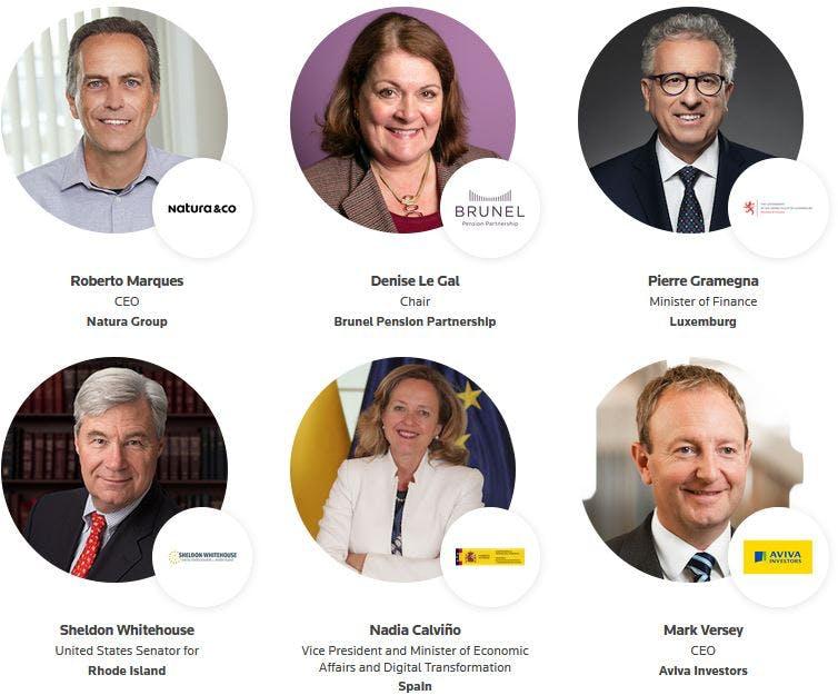 IETP x Responsible Business 2021 - speakers