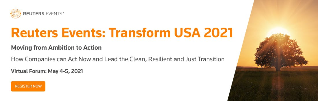 IETP x Reuters Events: Transform USA 2021
