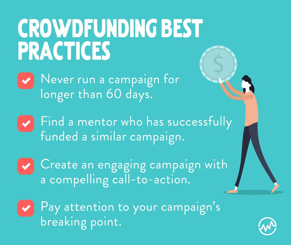 Crowdfunding for business best practices