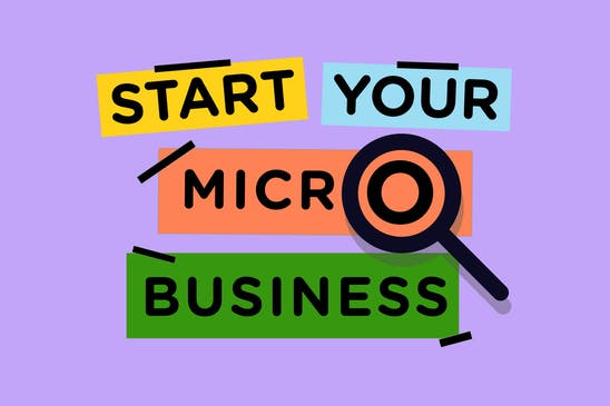 Examples of successful micro businesses