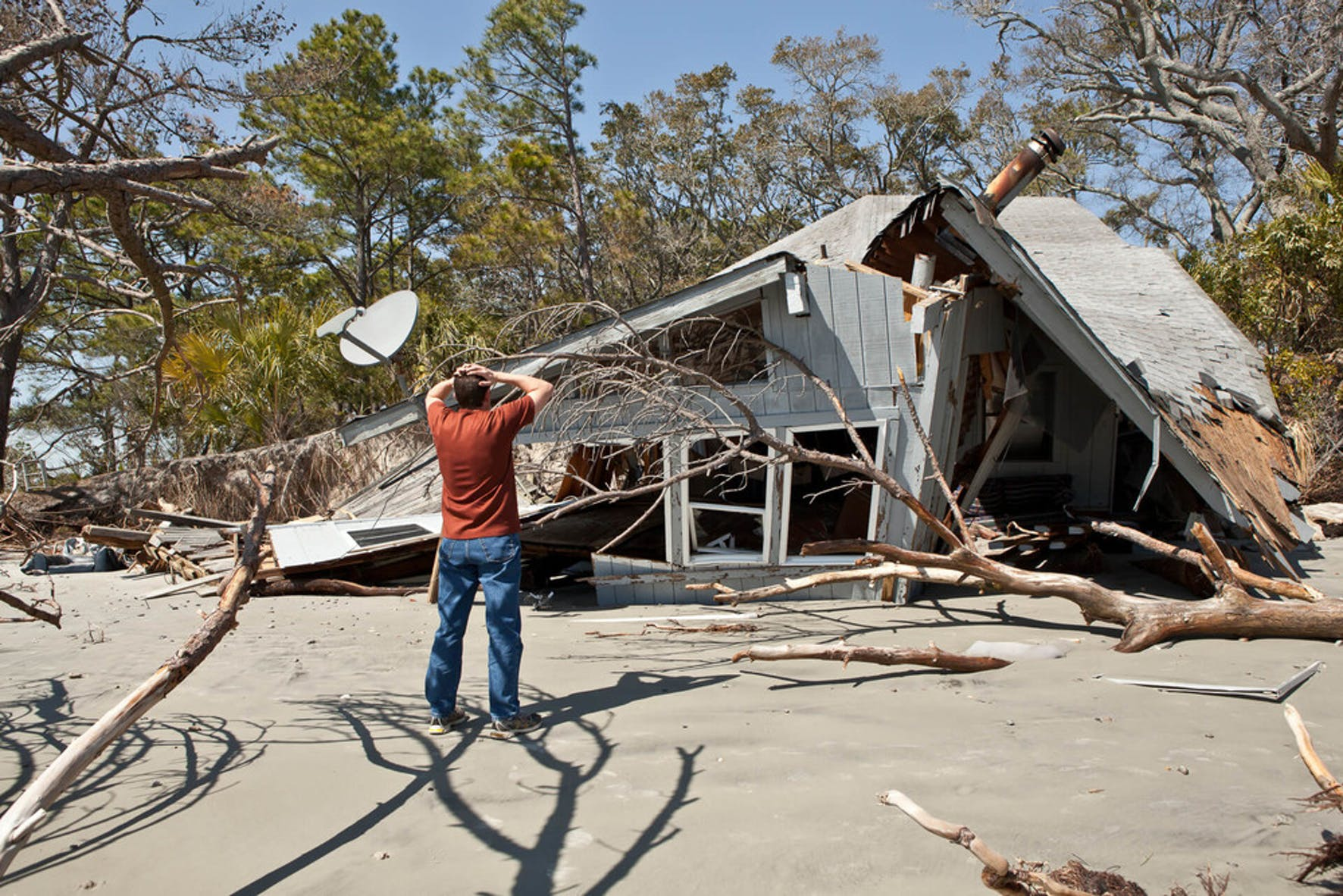 a  natural disaster can devastate your rental property investment