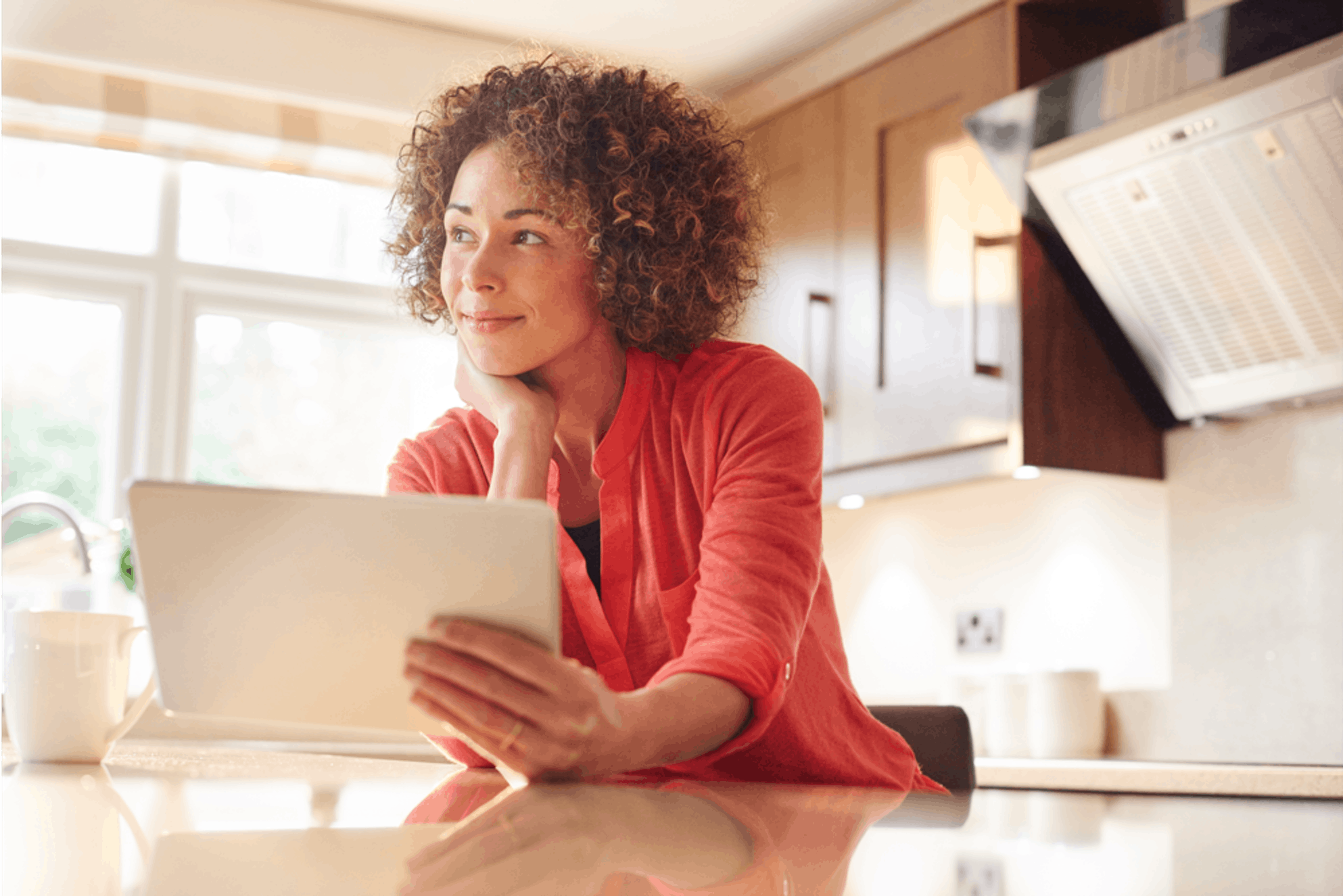Woman looking at how to get credit card debt forgivness