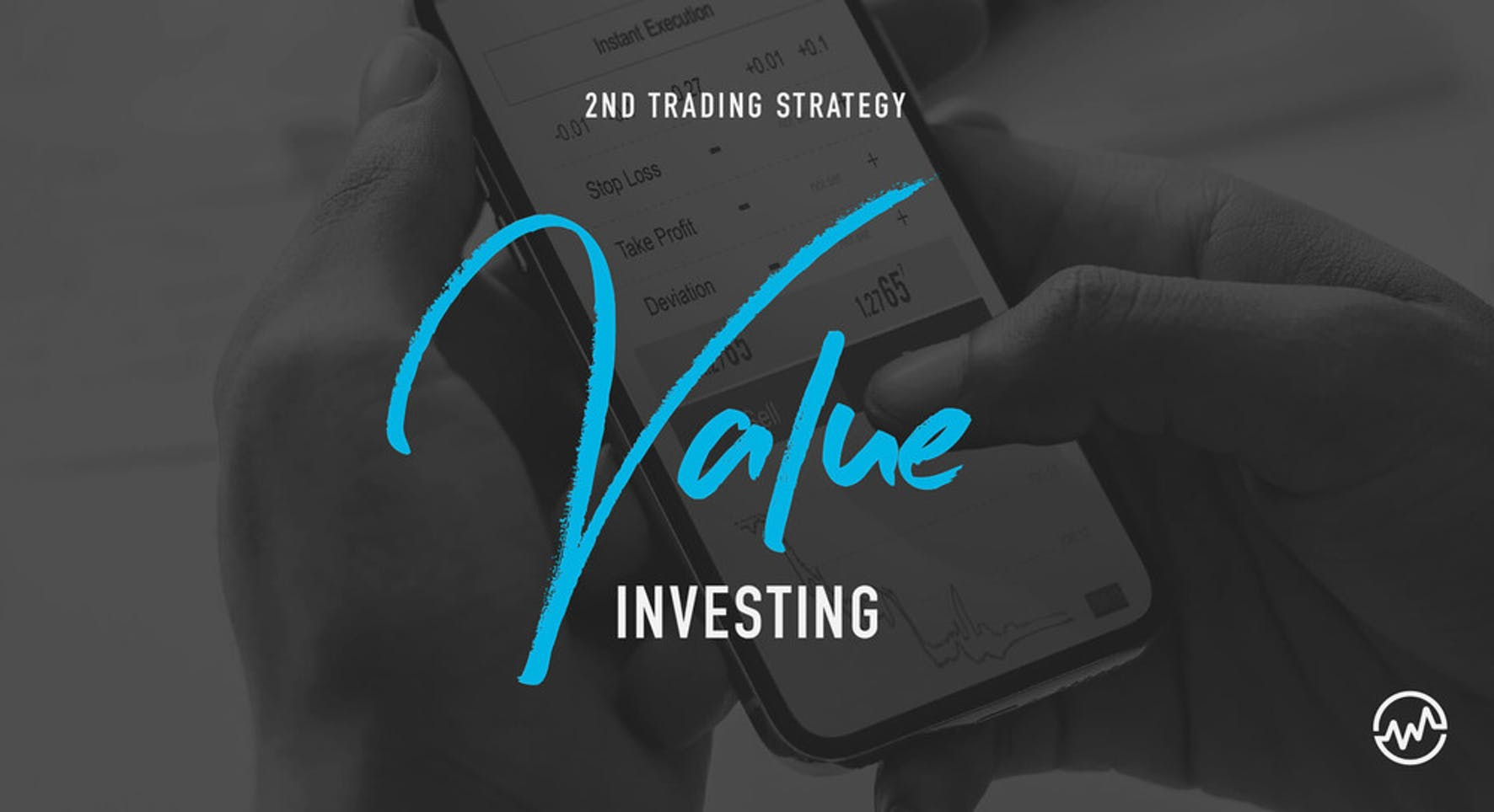 Stock market investing on a phone