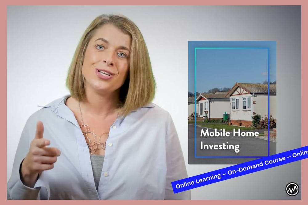 The WealthFit Mobile Home investing course