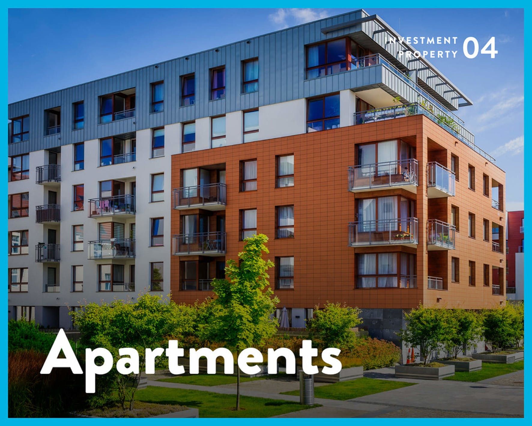 Real estate investments - apartments