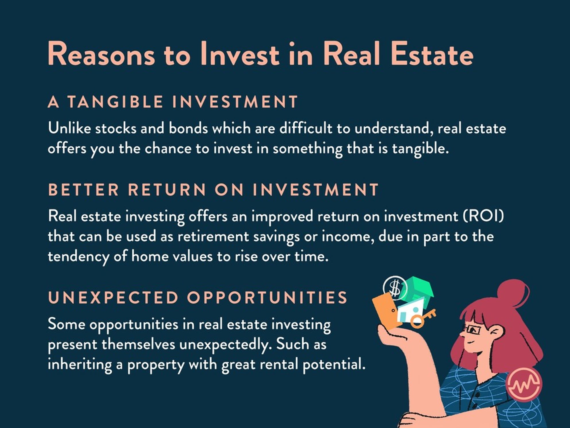 Reasons to Invest in Real Estate
