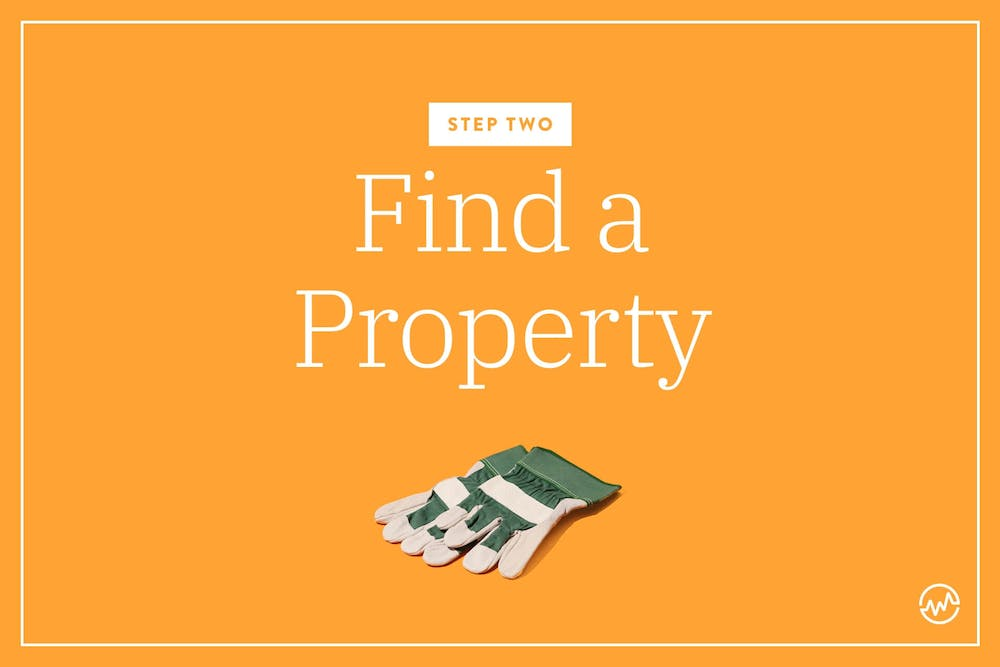 Step 2: Find A Property