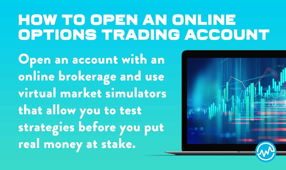 How to open and online options trading account