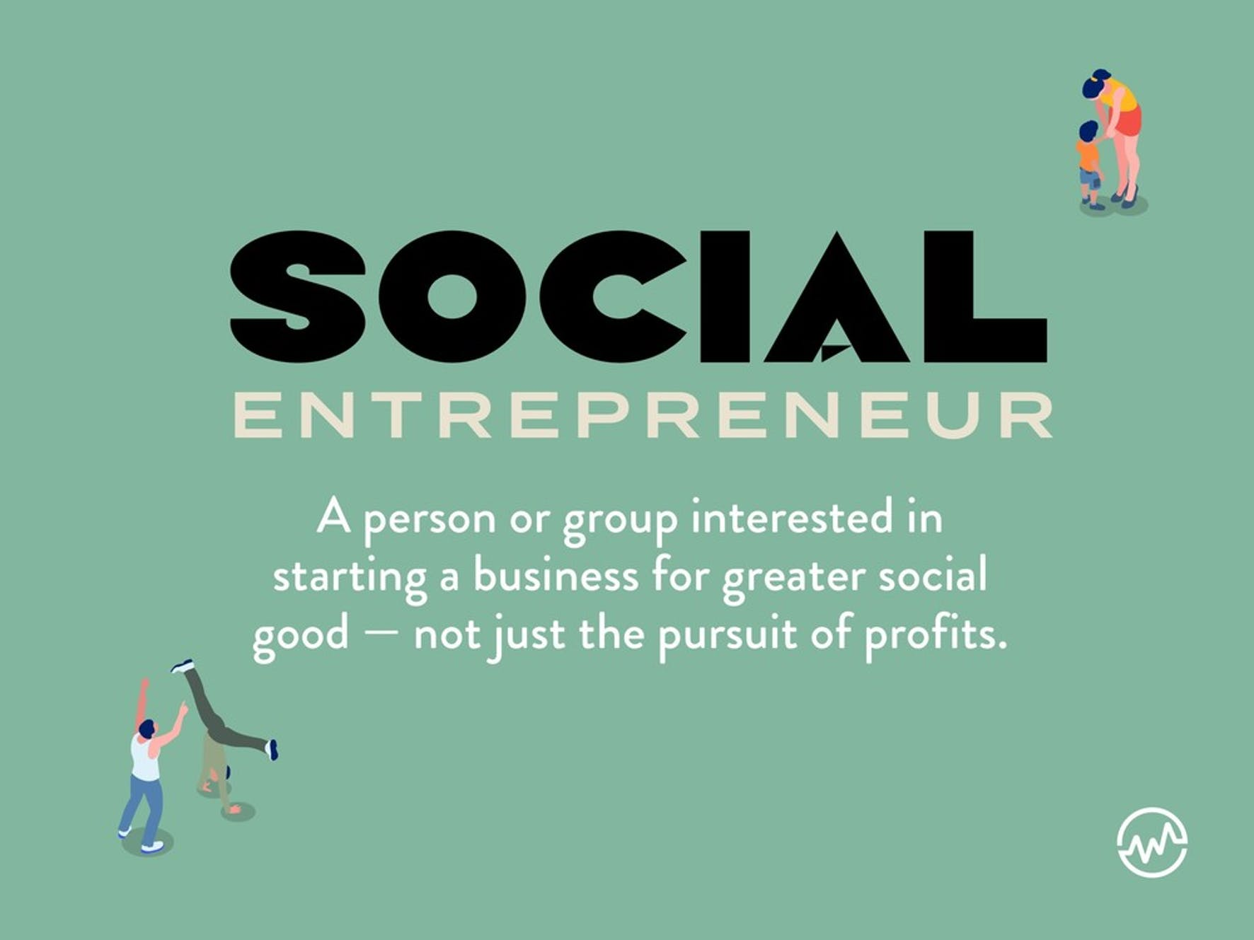 Social Entrepreneur definition