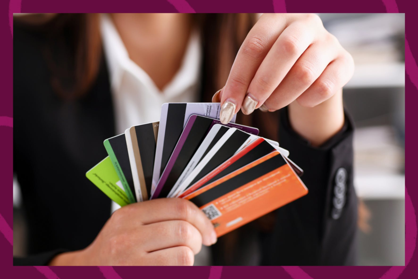 Building credit by being added as an authorized user on a credit card