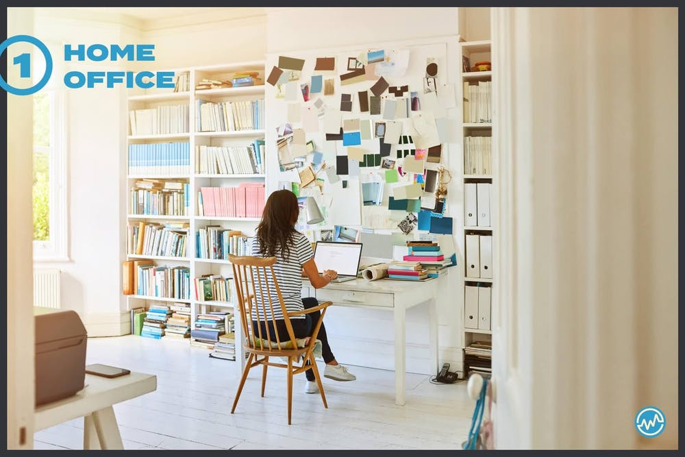 Tax benefits for entrepreneurs: deduct your home office