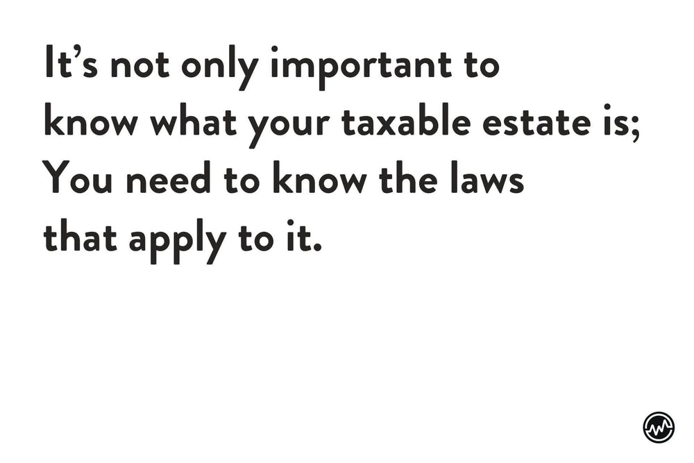 The importance of knowing the laws that apply to your taxable state