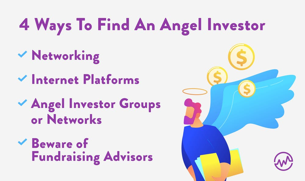 4 ways to find an angel investor