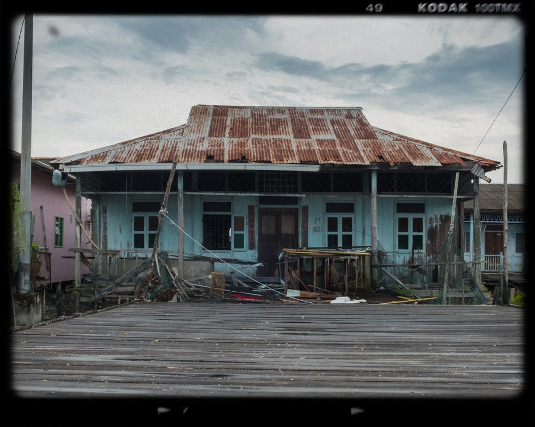 Distressed or abandoned property real estate investment deals