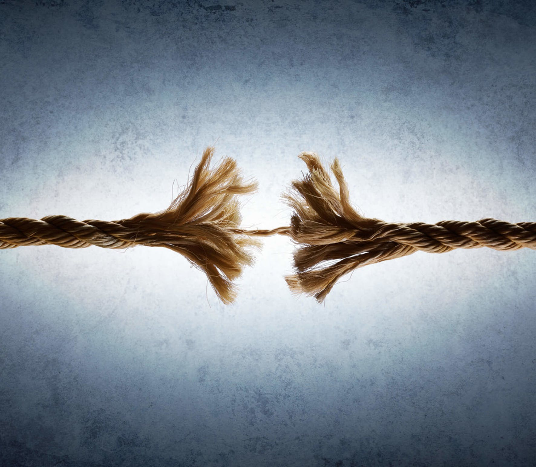 Rope The turning point to quit the company