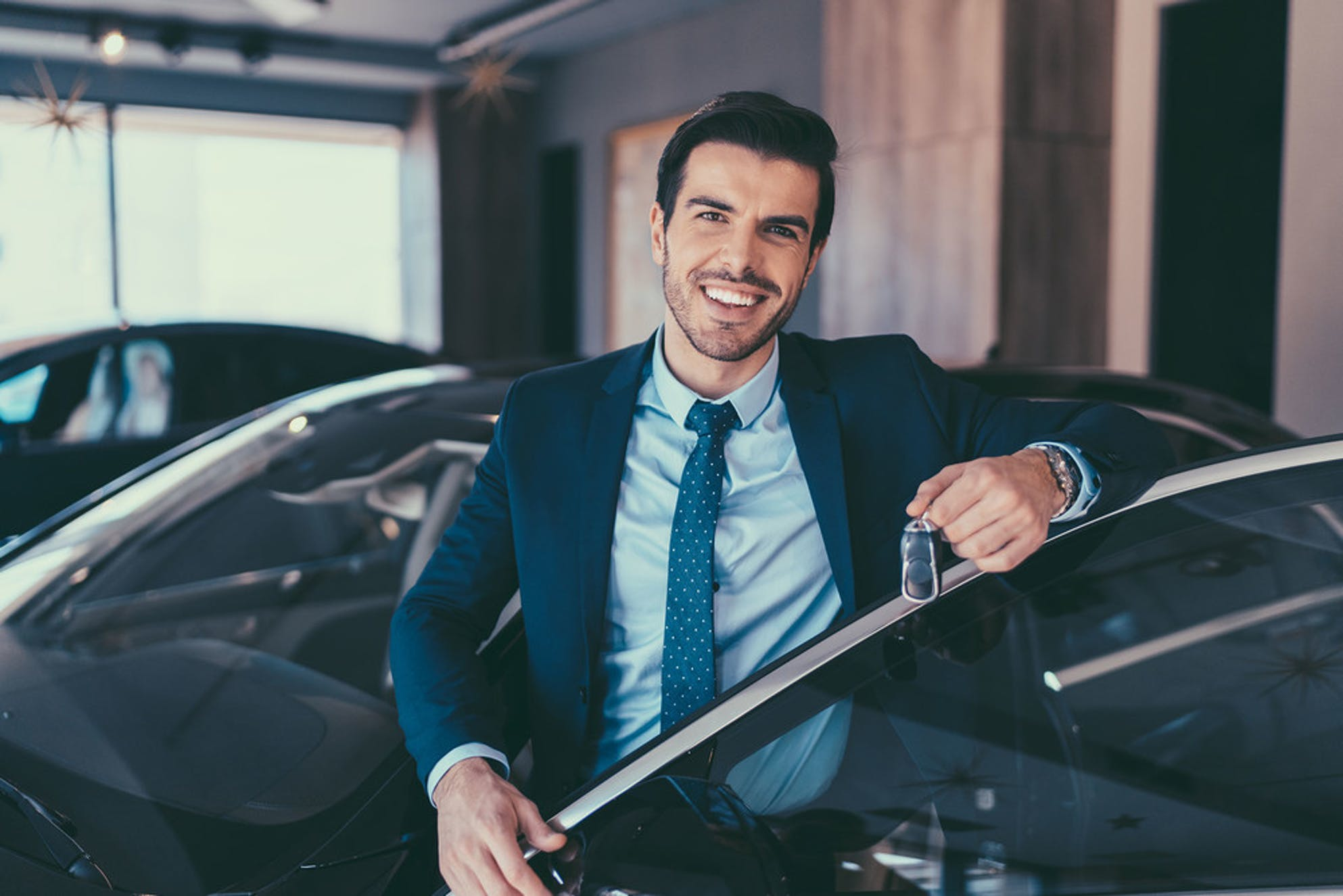 Don't buy an expensive car with your tax refund