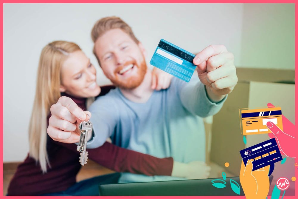 paying your mortgage with a credit card