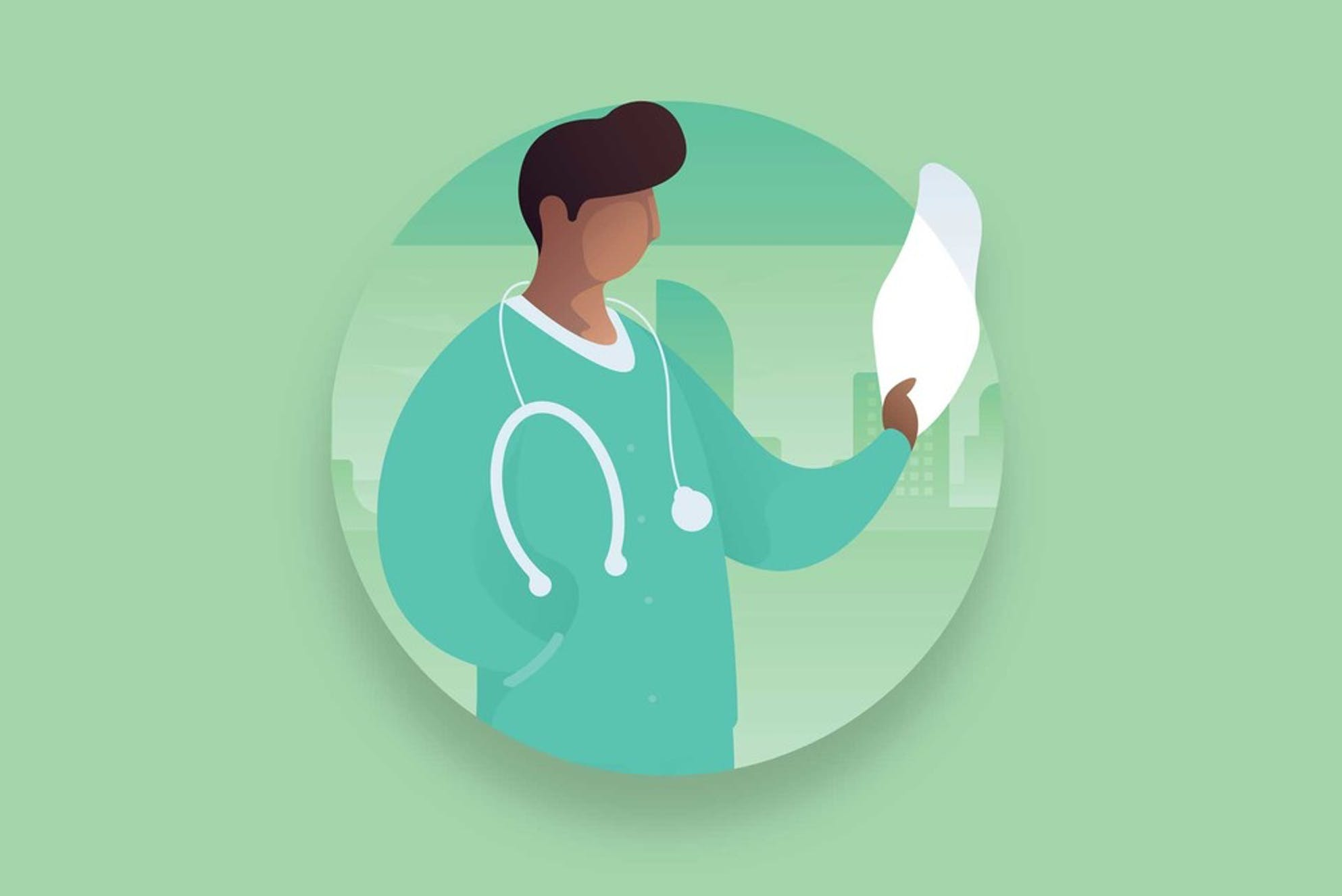 Transcribe for doctors to make more money