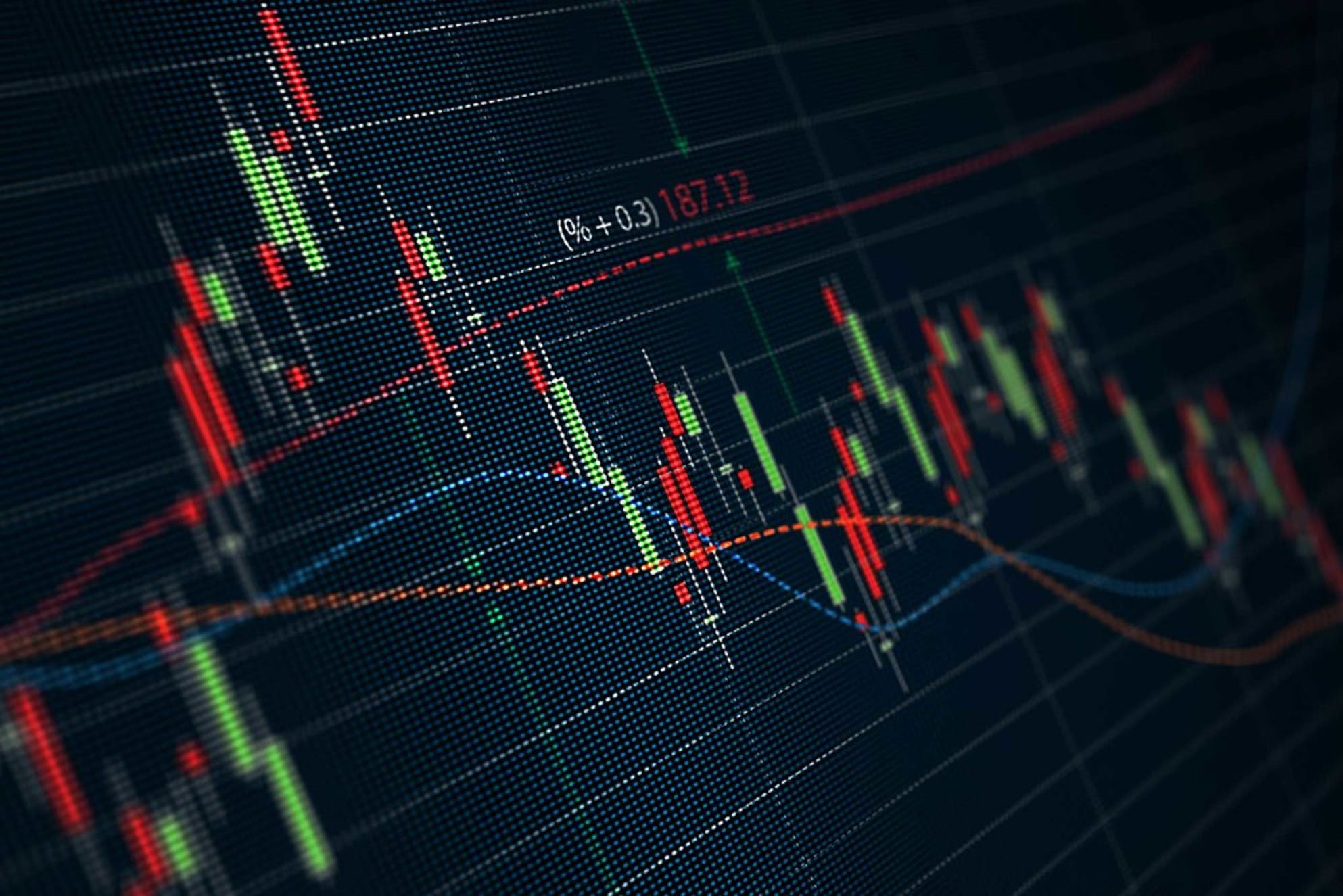 A stock options chart is a useful tool for an employee