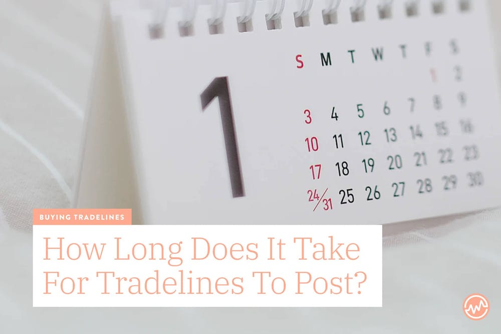 How Long Does It Take For Tradelines To Post?