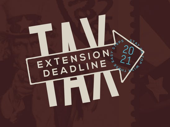 Tax extension deadline in 2021