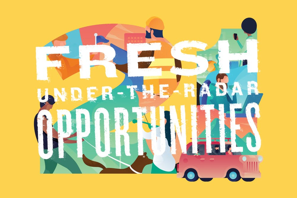 21 fresh, under-the-radar opportunities to earn extra income.