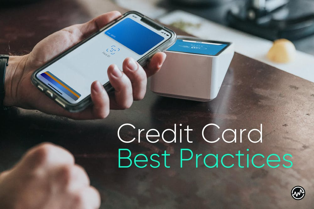 Best practices for someone using a credit card with an annual fee