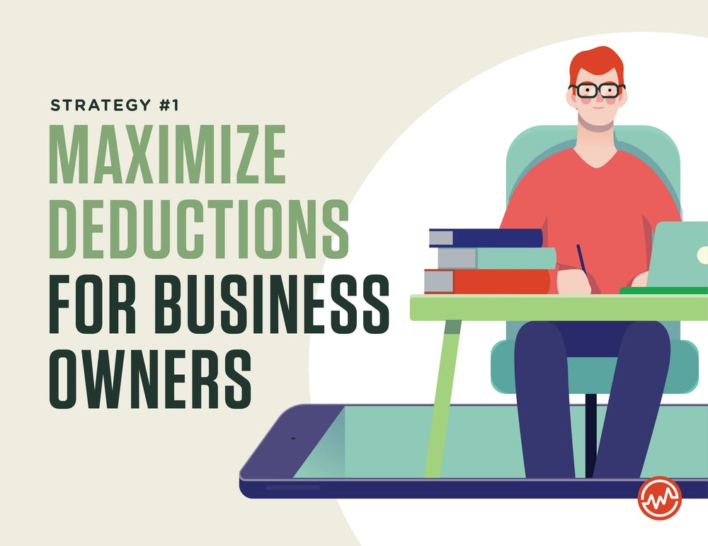 How to pay less taxes: maximize deductions for business owners