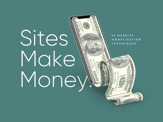 How to make money from a website in 2021