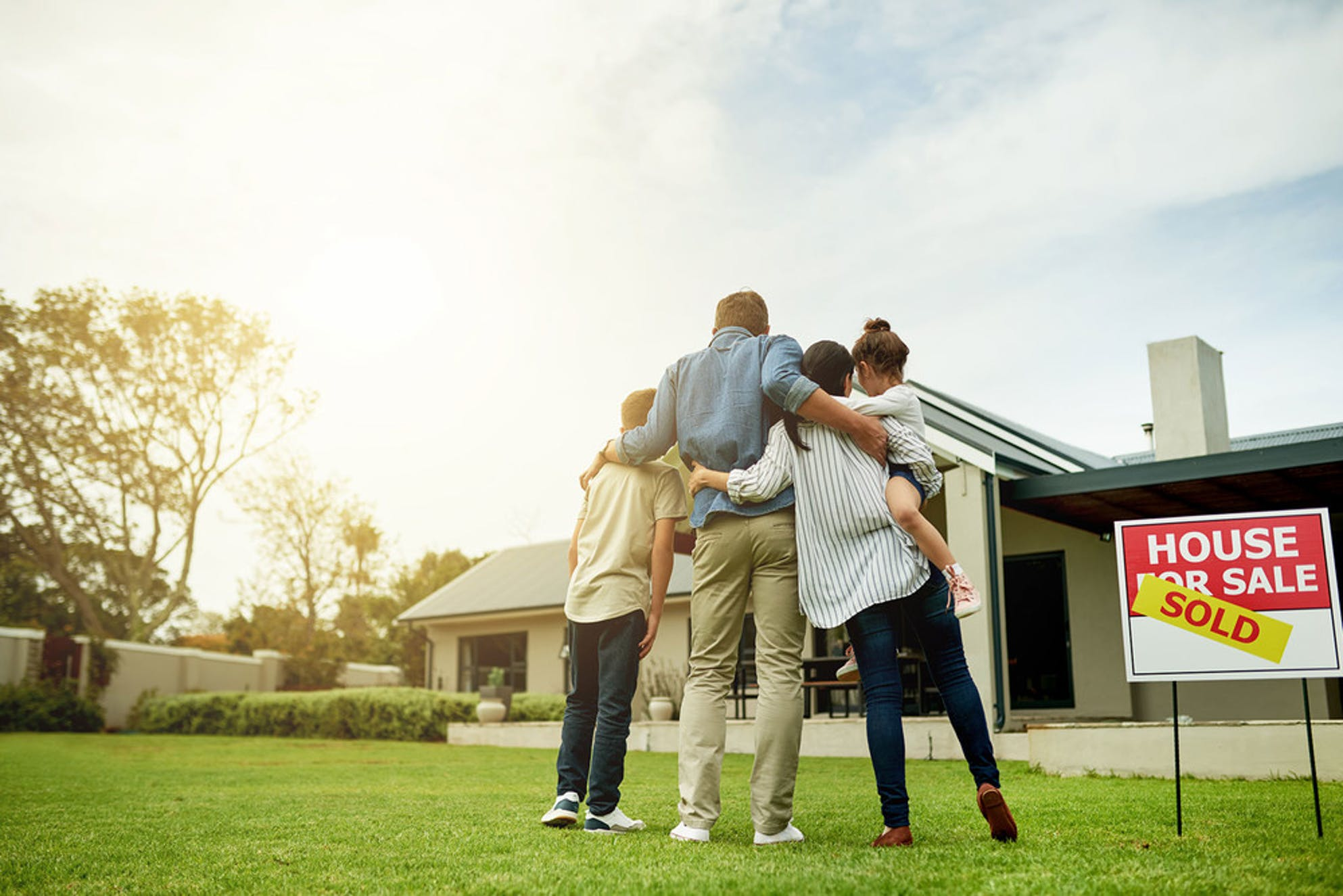 What to do with a tax refund: save for an exciting goal like buying a house