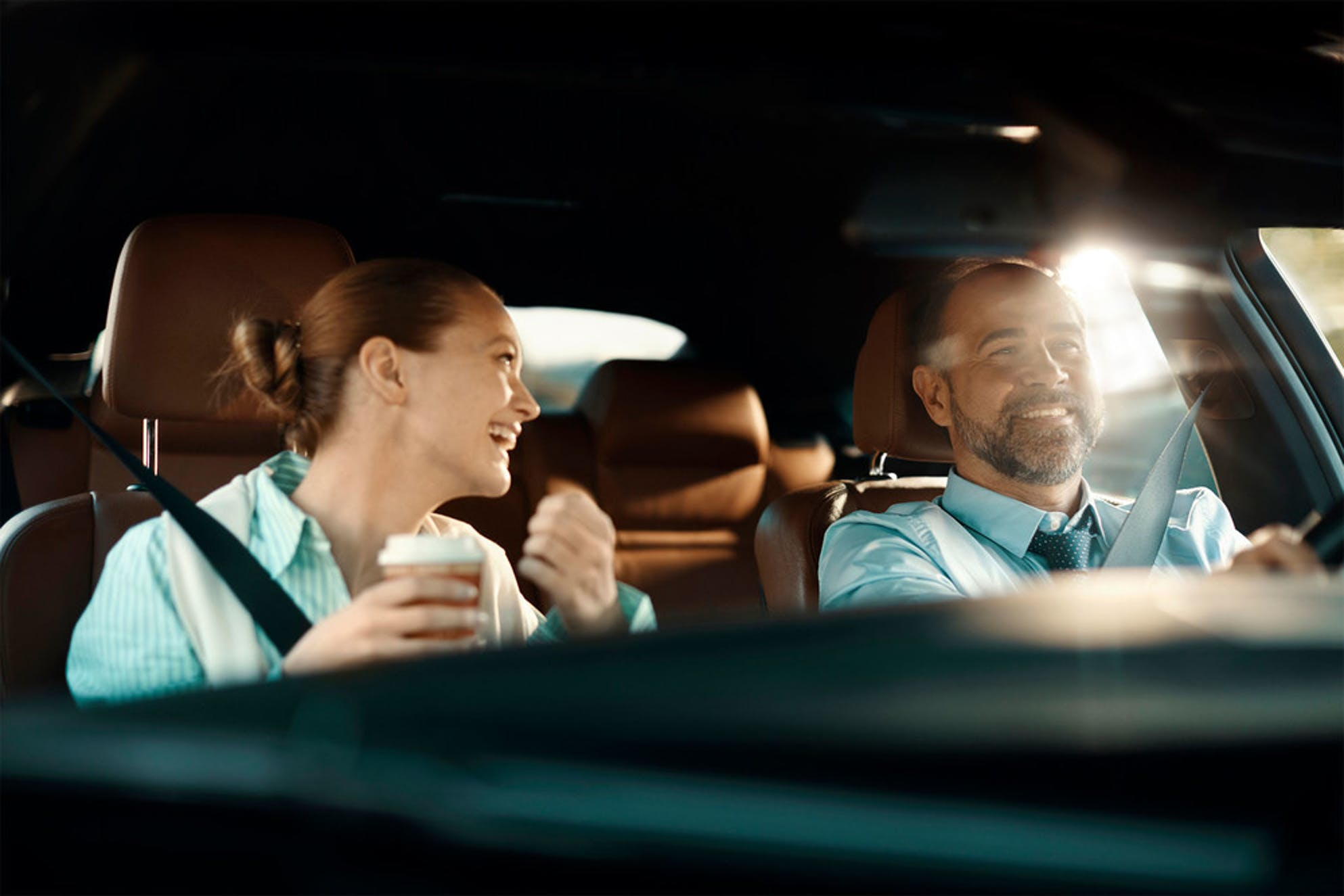 Carpooling to save money on gas