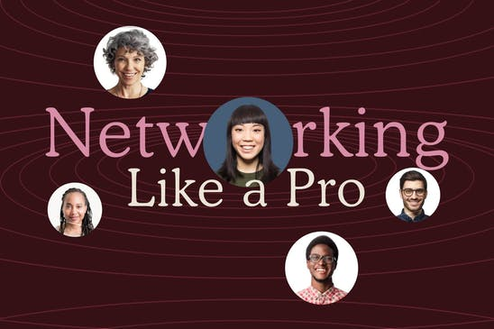 Professional networking: Networking like a pro