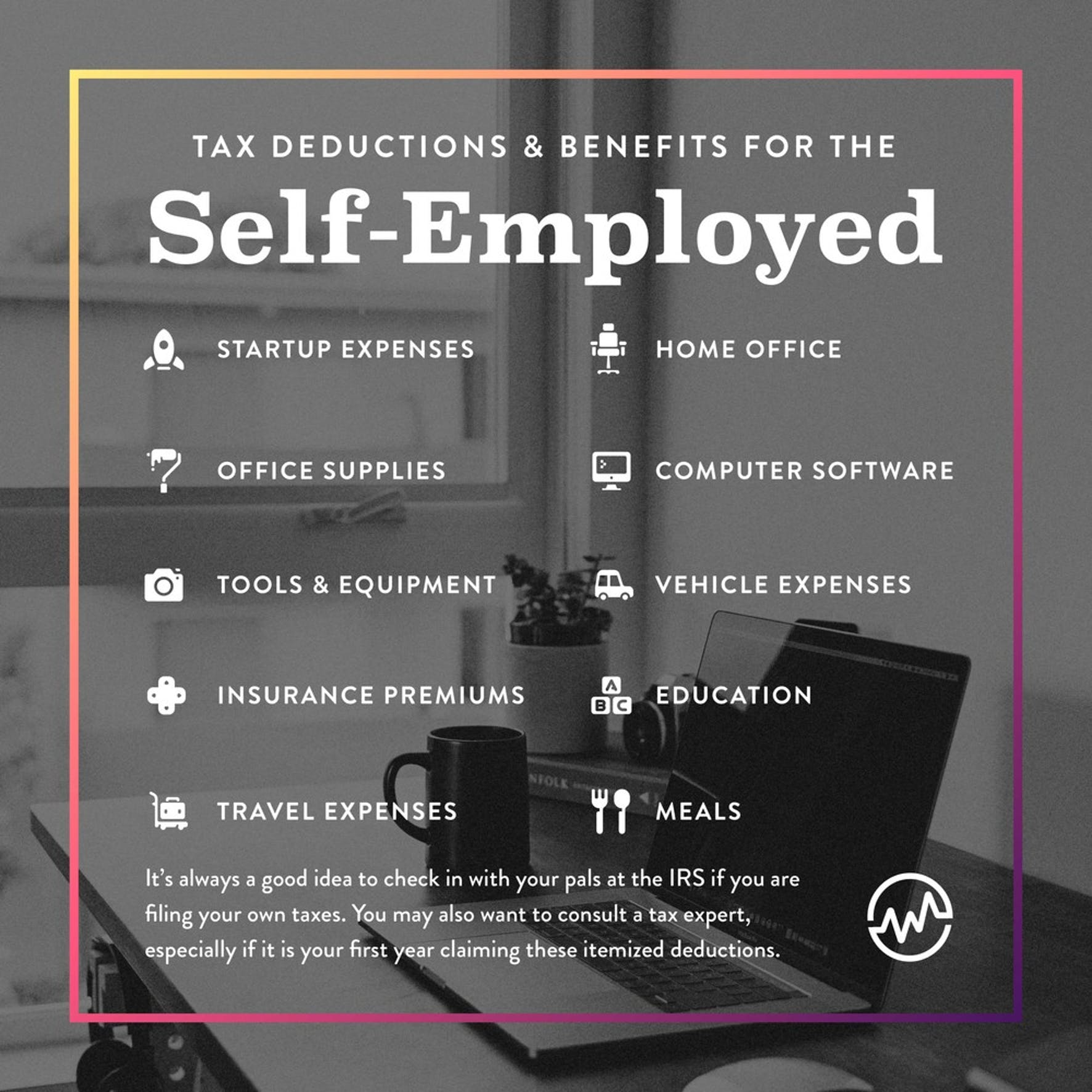 Top 10 Tax Deductions and Benefits for the Self-Employed