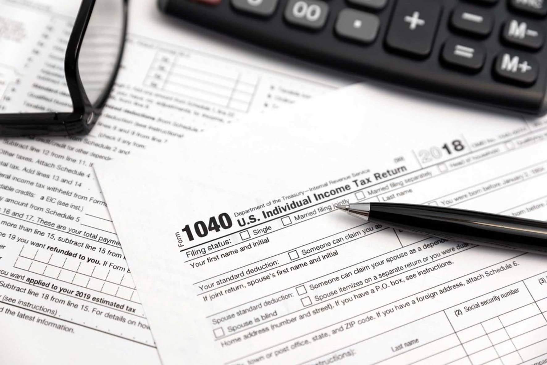 Filing small business taxes for the first time