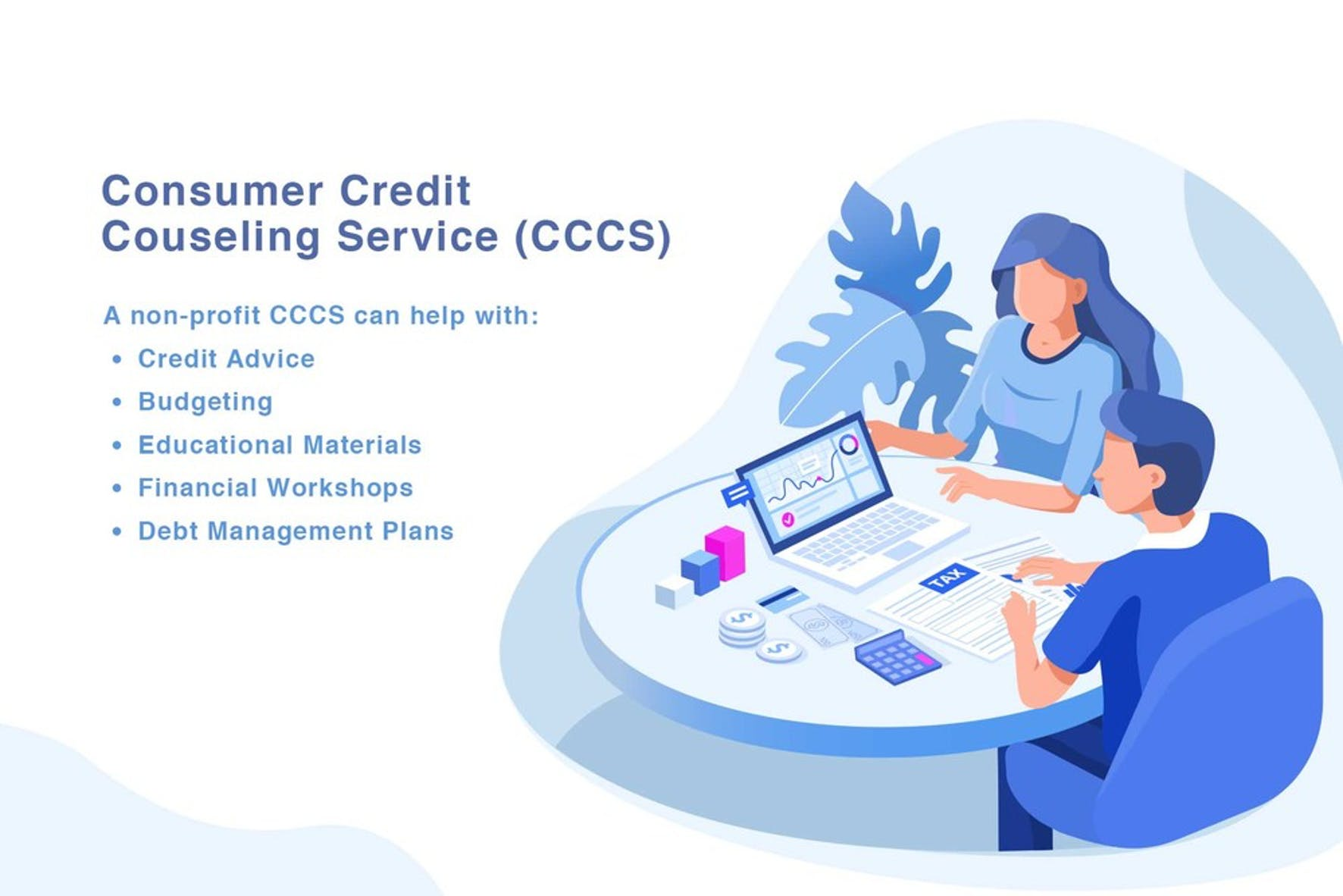 Consumer credit counseling service (CCCS)