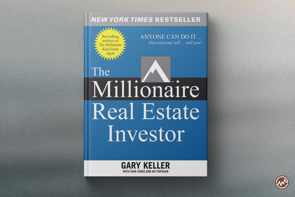 Best Real Estate Book: The Millionaire Real Estate Investor by Gary Keller