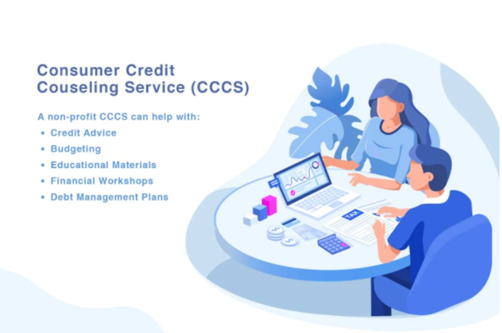 Find a free credit counselor to help reduce or elimate your debt