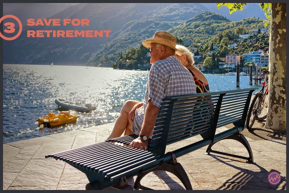 Tax benefits for entrepreneurs: saving for retirement