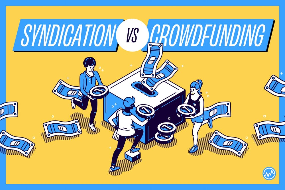 Real Estate Syndication vs. Crowdfunding: What's the Difference?